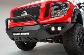 nissan frontier rear bumper replacement 2016 nissan titan xd diesel u2013 built for sema
