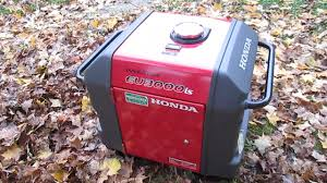 generator manual and used honda eu3000is inverter generator for sale