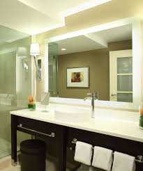 Bathroom Lighted Mirrors by Silhouette Lighted Mirror Electric Mirror