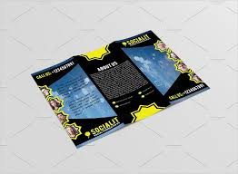 social media brochure template 22 social media brochure free psd ai eps vector format