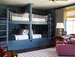 Four Bunk Bed Bunk Beds For Four Another Take Apartment Therapy