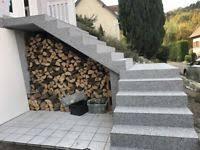 steinteppich balkon steinteppich mit abdichtung für terrassen treppen und balkone in