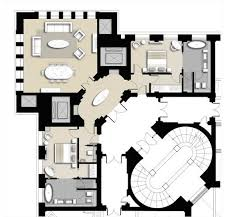 55 Harbour Square Floor Plans 163 Best Hotel Room Plans Images On Pinterest Architecture