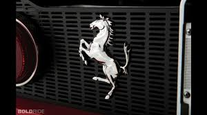 ferrari horse vs mustang horse ferrari 365 gt4 berlinetta boxer