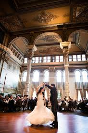 Wedding Venues Milwaukee Black Tie Wedding At The Grain Exchange Junebug Weddings