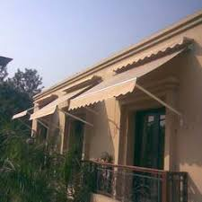 Drop Arm Awnings Drop Arm Awnings Commercial Awnings New Delhi Om Awning