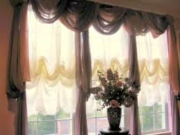 How To Make Curtains Hang Straight Window Scarves That Are Easy To Hang Youtube
