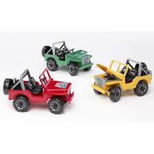 red toy jeep bruder cross country 4 x 4 jeep model 02540 farm toys online