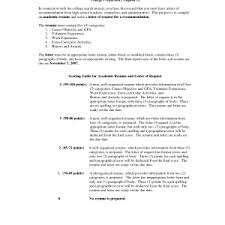 cover letter sample academic resume sample resume for academic