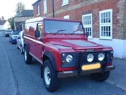 land rover red what colour red is my land rover defender forum lr4x4 the