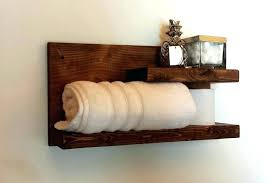 Bathroom Towel Shelves Wall Mounted Wall Mounted Bathroom Shelves Hpianco