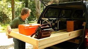 Ford Ranger Truck Tool Box - rolling truck bed toolbox youtube