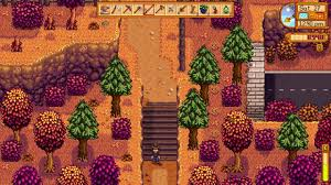 stardew valley 27th saturday fall festival hall halloween fright