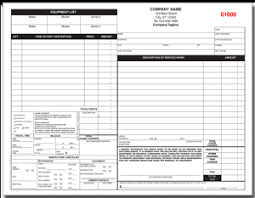 Air Conditioning Invoice Template by This Invoice Form Was Specifically Designed By Seasoned Hvac