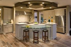kitchen with two islands unique kitchen islands to build