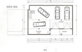floor plans for garages modern house plans building plan floor small architecture
