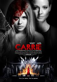 carrie 2013 movie remake poster cracked mirror 9 84 chloe