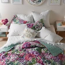 lc lauren conrad watercolor garden quilt collection lauren conrad