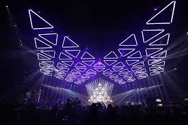 multi grid kinetic lights