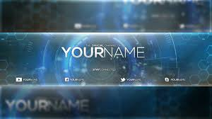template youtube photoshop cc photoshop banner template unique youtube banner template download