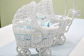 baby carriage baby shower theme home decorating interior design