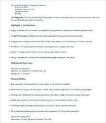 photographer resume creative photographer resume cover letter