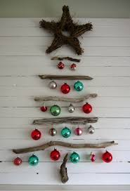 wooden christmas tree ideas26 my desired home