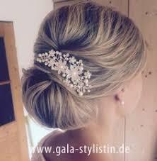 Hochsteckfrisurenen Hochzeit Dutt by Brautfrisur Mit Schleierkraut Bridalhair Weddinghair Hairstyle