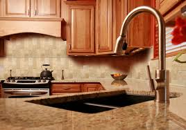 Stone Mosaic Tile Kitchen Backsplash by Stone Subway Tile Kitchen Backsplash Tile Bathroom Tile