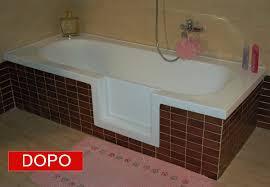 vasca da bagno sportello laterale per vasca da bagno vascapoint accesso