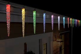 high tech holidays ge brand leds light up tradition and