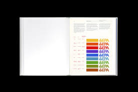 graphic design program you can now own the design manual that made the epa cool wired