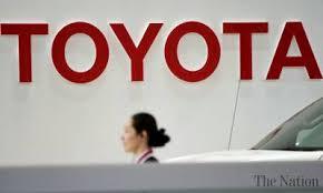 toyota us sales sees profit sliding 20 pct on us sales incentives yen gain