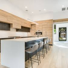 light wood kitchen cabinets with wood floors 75 beautiful light wood floor kitchen pictures ideas