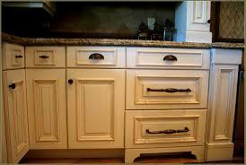 door handles brown maple wood kitchen cupboard door pulls white
