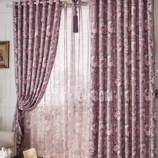 Dusty Pink Curtains Country Rose Bedroom Or Living Room Purple Drapes Curtains