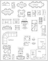 furniture floor plan template u2013 decoration