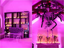 Halloween Party Lighting by Haute Halloween Party At A Private Residence Dfw Events