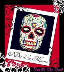 el dia de los muertos day of the dead sugar skull pin cushion