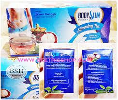 Teh Bsh slim herbal slimming tea teh bsh beetrisshop