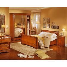 chambre louis philippe merisier massif chambre louis philippe merisier sabrina lit commode