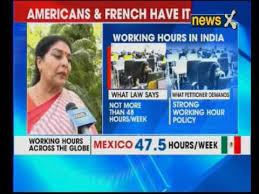 5 hours class online 40 hour week india s salaried class launches online petition 50