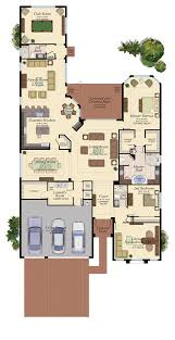 Charleston Floor Plan by Charleston Grande House Plan In Valencia Bonita Bonita Springs