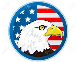 Eagles Flag Eagle Clipart Flag Clip Art Pencil And In Color Eagle Clipart