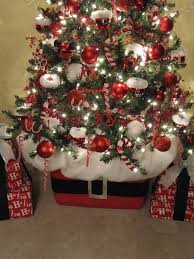 make your tree base sturdy and pretty diy projects