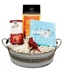 carolina gift baskets carolina gift basket from salem baking company distributor