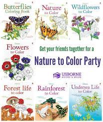 usborne coloring books 224 coloring