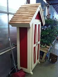 small garden shed gardening ideas