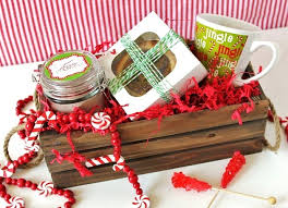 christmas baskets ideas diy gift ideas for this christmas trends4us