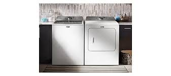 top load washer with sink maytag s new large capacity top load washer and dryer behind the buy